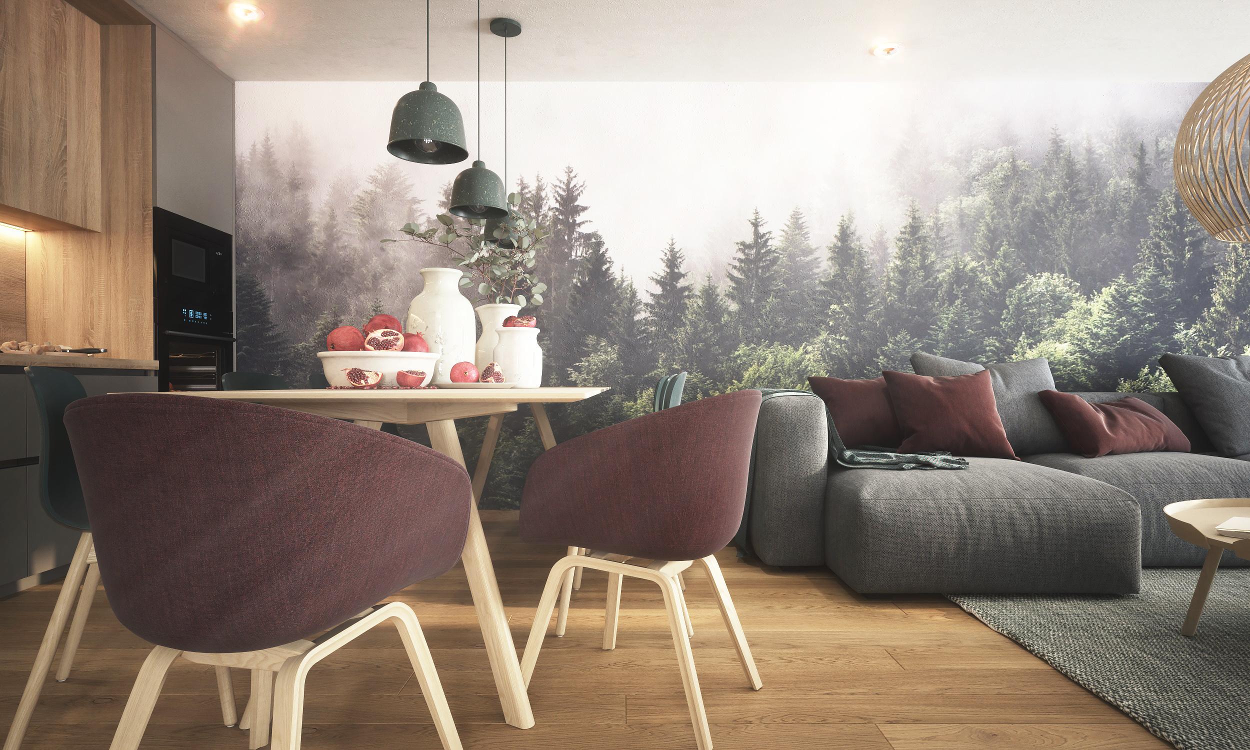Apartmán Le Biot